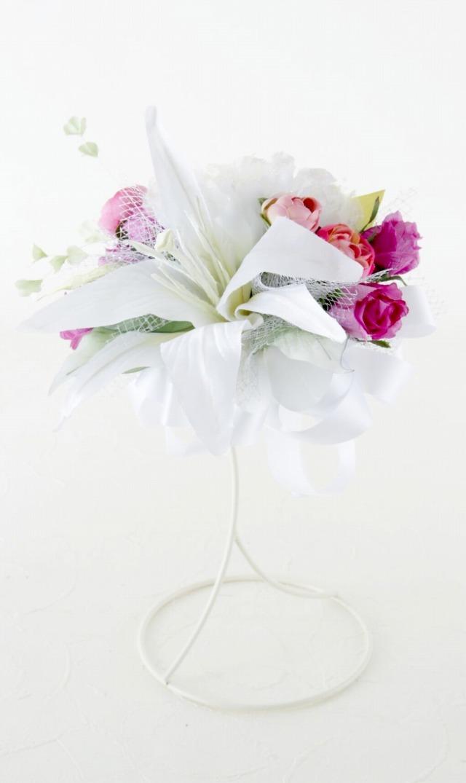 【アートフラワー・トスブーケ】オリジナルデザインM