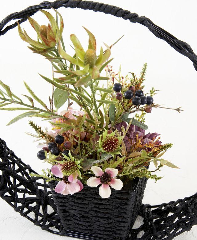 【造花アレンジメント】ヘルミナシオン