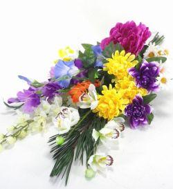 【造花供花】夏の造花の仏花P(1束)