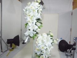 供花のブーケタイプ