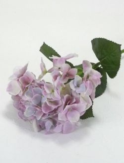 【造花・アートフラワー】紫陽花(ラベンダーピンク)